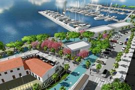 Desbloqueada la polémica reforma de la primera línea del puerto de Alcúdia