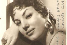 Muere la exvedete Manolita Chen a los 89 años