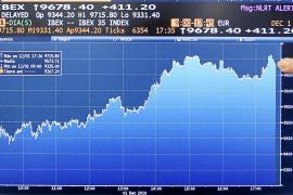 La Bolsa arranca el mes con su segunda mayor subida del año