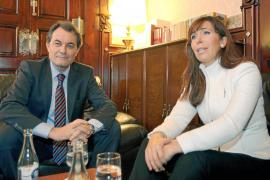 El PP exige a Mas que «aparque» el concierto económico y priorice la crisis