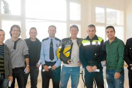 La Policía Local de Calvià celebra su diada
