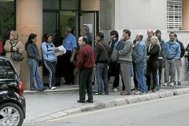 Casi 4.000 parados de Balears se quedarán a partir de febrero sin ninguna ayuda económica