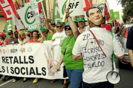 Los sindicatos rechazan la integración de los funcionarios en la Seguridad Social