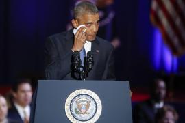 Obama se despide tras ocho años de presidente: «Sí, se puede»