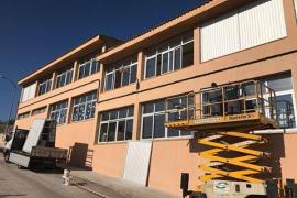 Destinan 39.500 euros a sustituir parte de las persianas del colegio Es Puig de Lloseta