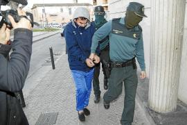 Los detenidos controlaban los principales puntos de venta de drogas en sa Pobla