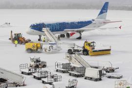 Cancelan cuatro vuelos entre Palma y Londres