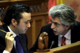 El Consell pide al Govern que paralice ya el proyecto del tranvía de Palma