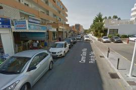 Acordonan por prevención una avenida de Calvià por una fuga de gas