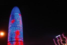 La Torre Agbar de Barcelona no albergará un hotel