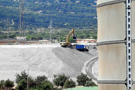 El depósito de cenizas de Son Reus solo tiene espacio para un año y medio de actividad