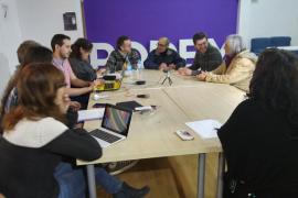 Jarabo afirma que es «responsabilidad» de Podemos proponer un nombre al resto de partidos