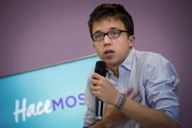 Errejón pide a Podemos que no se arrincone en la izquierda