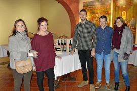 Campaña solidaria en Bodegas Macià Batle