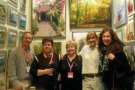 Exposición de Concha Camarena en Ifema (Madrid)