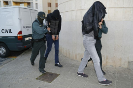 Prisión para los 14 detenidos por narcotráfico en sa Pobla