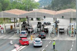 El coste del rescate del túnel de Sóller será inferior a los 18 millones calculados
