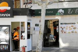 Temor vecinal por la presencia de un bar junto a la gasolinera de Sant Miquel