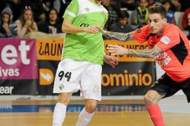 Victoria de pundonor del Palma Futsal