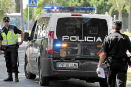 Tres detenidos por intentar secuestrar a una niña de 11 años en un colegio de Manacor