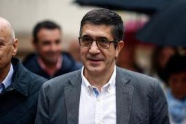 Patxi López no descarta presentarse a las primarias del PSOE