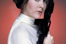Disney no digitalizará la imagen de Carrie Fisher para 'Star Wars'