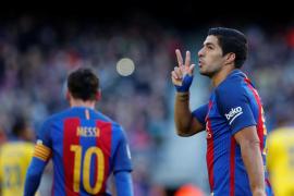 El Barça afina su puesta a punto a costa de un flojo Las Palmas