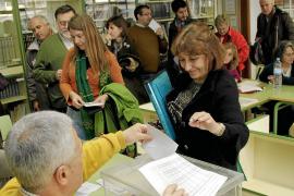 El Stei-i pierde representación en las elecciones de la enseñanza pública