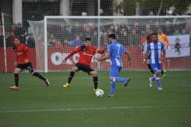 Reparto de puntos en el derbi entre Mallorca B y Atlètic Balears