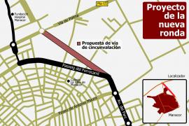 El Govern construirá una ronda en Manacor para dar seguridad al paso urbano del tram tren