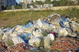 El incivismo en materia de escombros le costó a Cort 532.000 euros en 2016