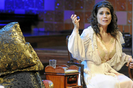 Marga Cloquell canta ópera y zarzuela en el Palau de la Música Catalana
