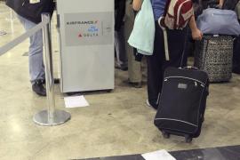 Caos en los aeropuertos