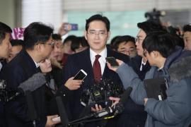 Corea del Sur emite una orden de arresto contra el heredero de Samsung