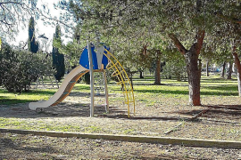 Inca invierte 70.000 euros en la mejora del Parc Europa, la segunda zona verde más grande de la ciudad