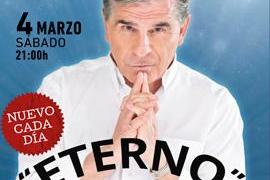 El 'eterno' Pedro Ruiz recala en Trui Teatre