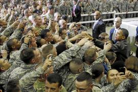 Obama viaja por sorpresa a Afganistán en el momento más cruento de la guerra