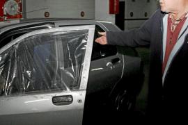 Causan daños en 24 coches en un párking subterráneo privado, en Palma
