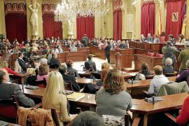 Las asociaciones de discapacitados alzan su voz en el Parlament