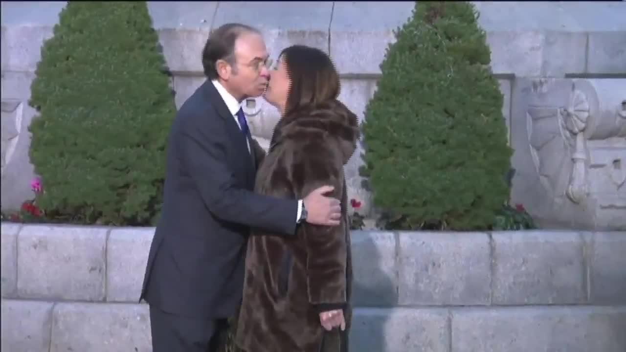 Armengol llega al Senado para participar en la Conferencia de Presidentes