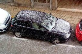 El miércoles suben las temperaturas y la cota de nieve hasta los 800 metros