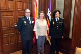 María Montserrat, nueva jefa de Seguridad Ciudadana de la Policía en Baleares