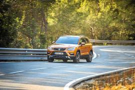 El Seat Ateca ha acelerado las ventas de la marca española