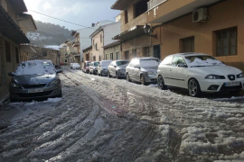 Nieve en Mallora