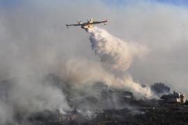Israel tardará una semana en sofocar el mayor incendio de su historia