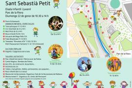 Sant Sebastià Petit