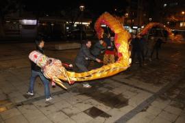 El baile del dragón