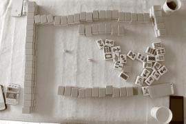Desmantelado un local de juego clandestino en Palma donde se apostaban grandes sumas en partidas de Mahjong