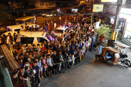 El presidente filipino llama «hijos de puta» a los obispos