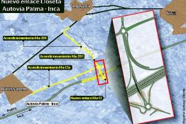 Podemos alega contra el acceso desde la autopista e indigna a la consellera Garrido